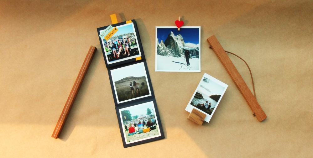 Accordion Photo card