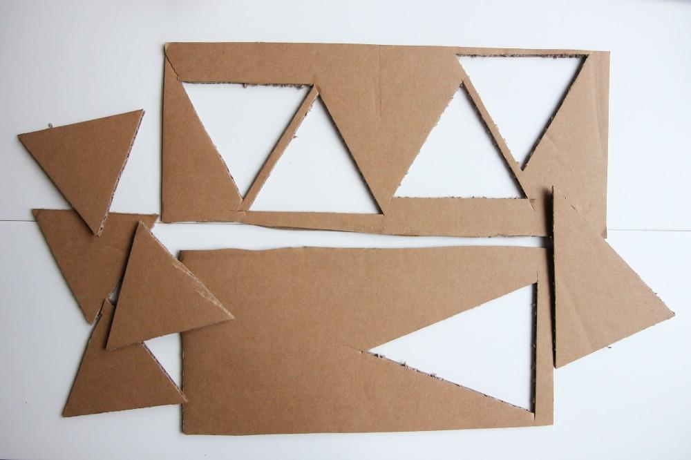 cardboard cutout