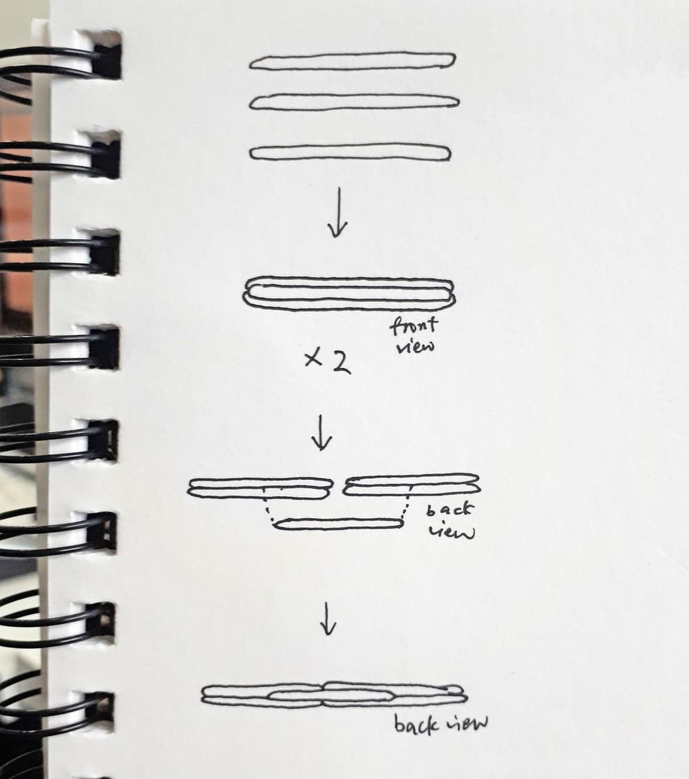 lolly sticks illustration
