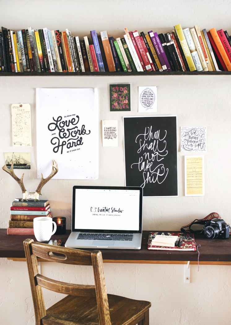clutter-free-office-area