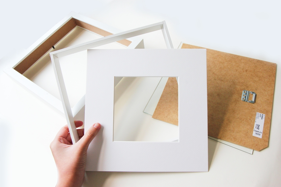 photo frame box