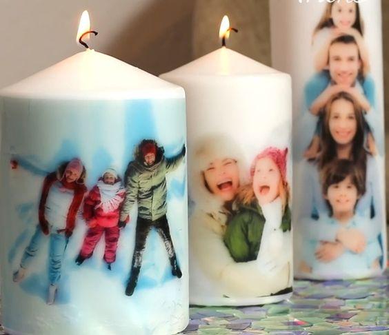 diy candle