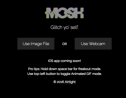 Mosh home website