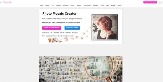 Mosaic Creator