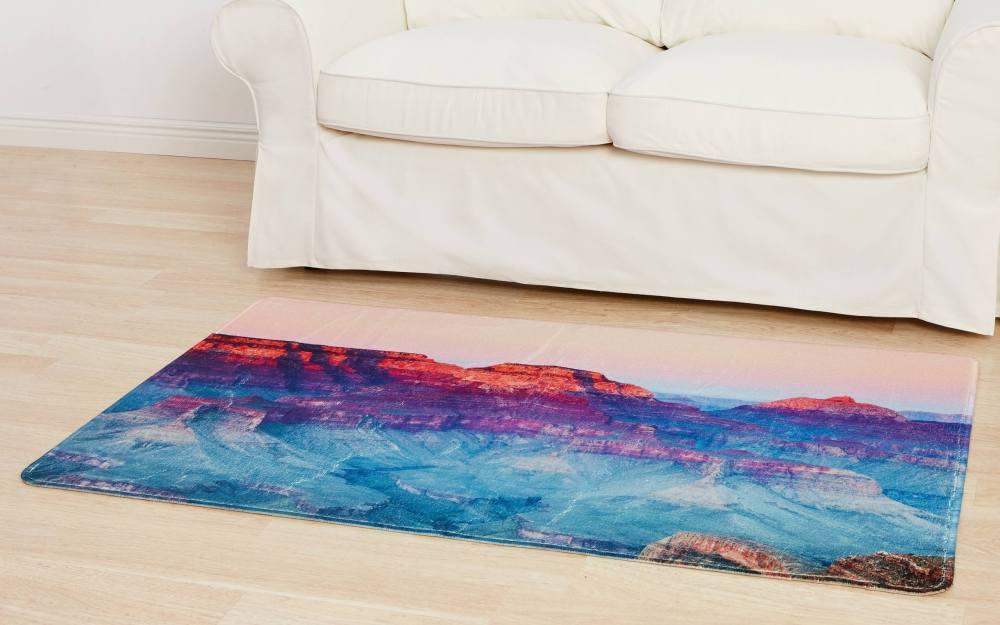 Photo rug